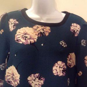 🔴 Xhileration long sleeve knit dress